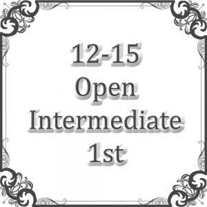 12-15 Open Intermediate