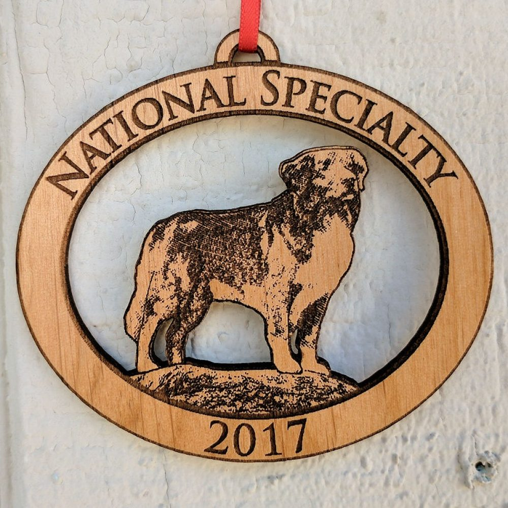 2017 National Specialty Commemorative Disc
